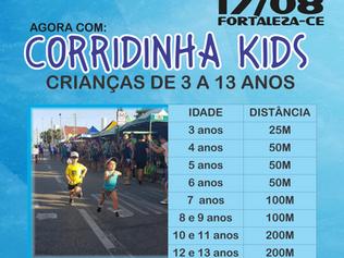 CORRIDINHA KIDS - 17/08 MARINA PARK HOTEL