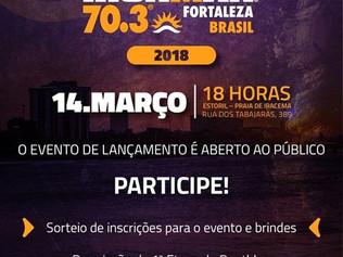 Atenção triatletas: amanhã premiação do Duathlon Aquático juntamente com o lançamento do Ironman 70.