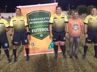 20 JOGOS MARCADOS PARA ESTE FINAL DE SEMANA - INTERMUNICIPAL DE FUTEBOL 2019