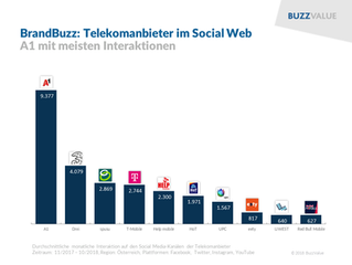 BrandBuzz: Telekomanbieter im Social Web