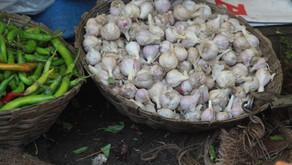 Garlic, Chinese or Indian? Customs Origin Of Goods.