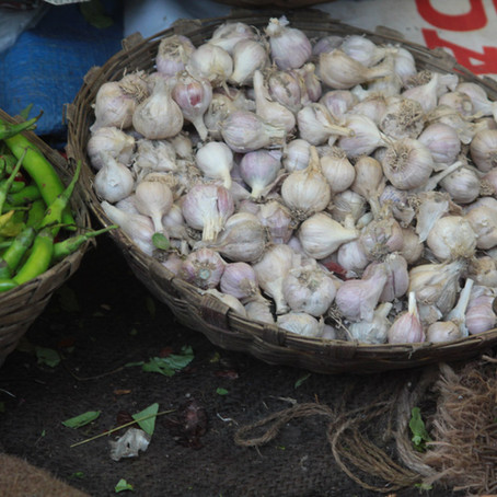 Healthy Life: Glorious Garlic. Enjoy. Feel Good and Live Longer