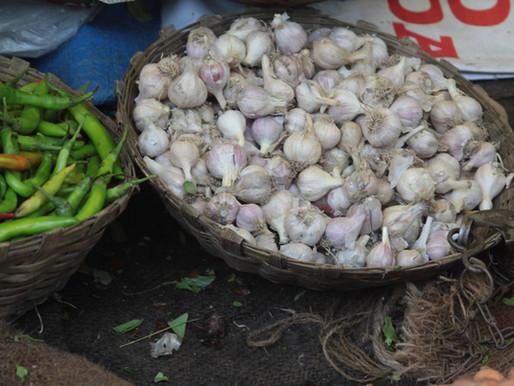 Crockpot Ziti & a Garlic Story...