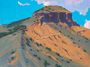 Massive, 18 x 24, oil on canvas