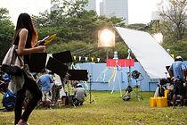 Film Outdoor Set