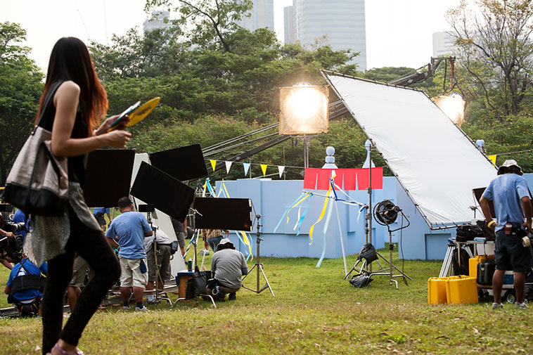 Outdoor Film Set