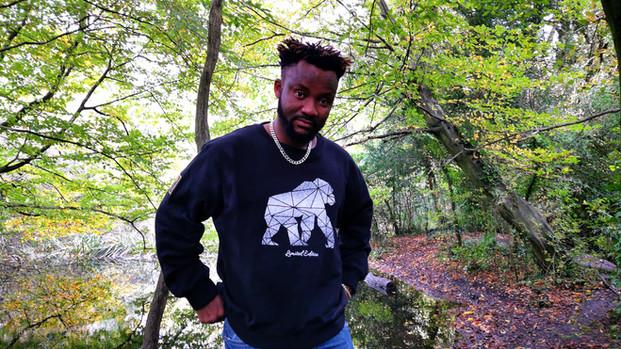 WILDZ XL Gorilla limited Edition sweatshirt, Joseph