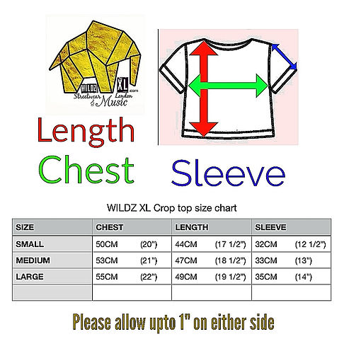 WILDZ XL Crop top size chart.jpg