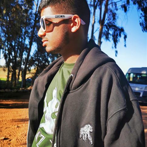 WILDZ XL Nirek Mokar, the boogie kid
