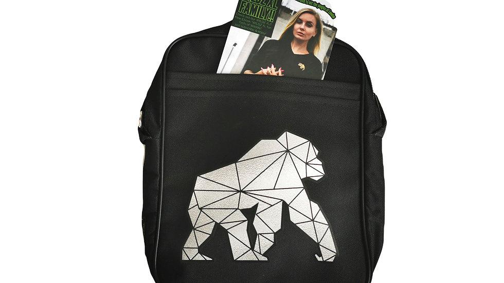 WILDZ XL Gorilla book bag