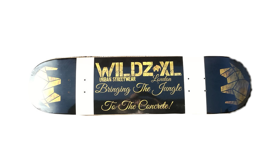 WILDZ XL Skateboard 1st Edition