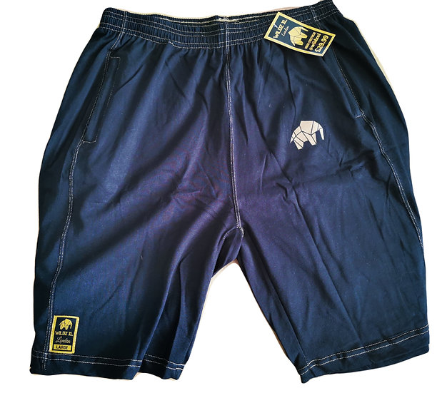 WILDZ XL Black Basketball shorts