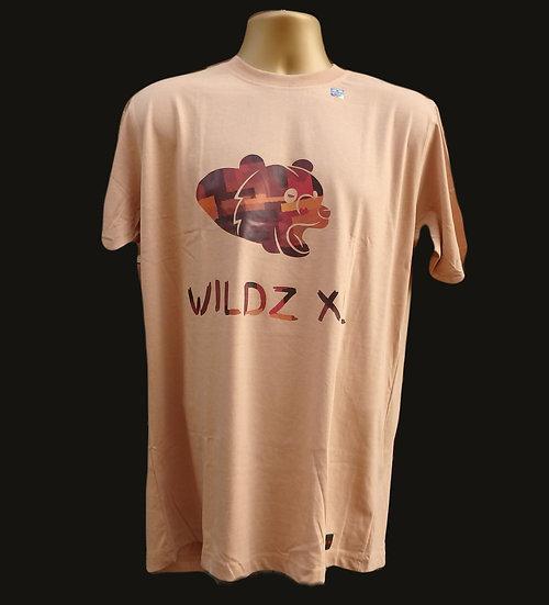 WILDZ XL Bear T-shirt Beige