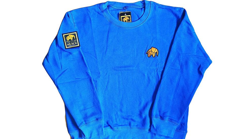 WILDZ XL 1st Edition Elephant Logo sweatshirt