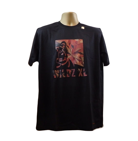 WILDZ XL Tiger T-shirt Black