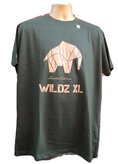 Limited Edition Elephant T-shirt Green