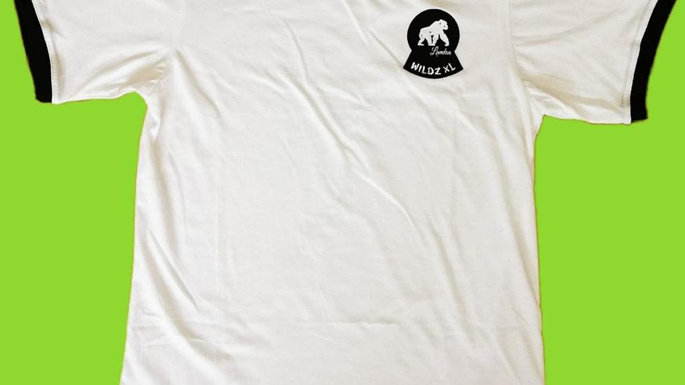 WILDZ XL Gorilla keyhole shirt