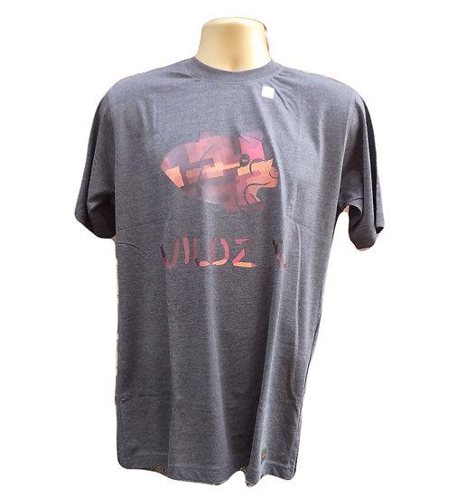 WILDZ XL Bear T-shirt Grey