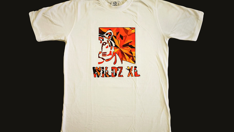 WILDZ XL's 1st Edition Tiger T-shirt