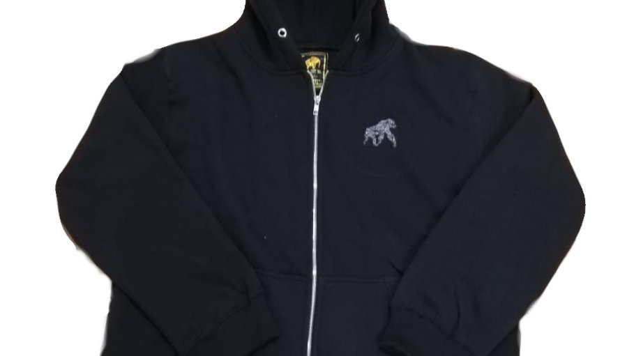 WILDZ XL Gorilla Hooded sweatshirt