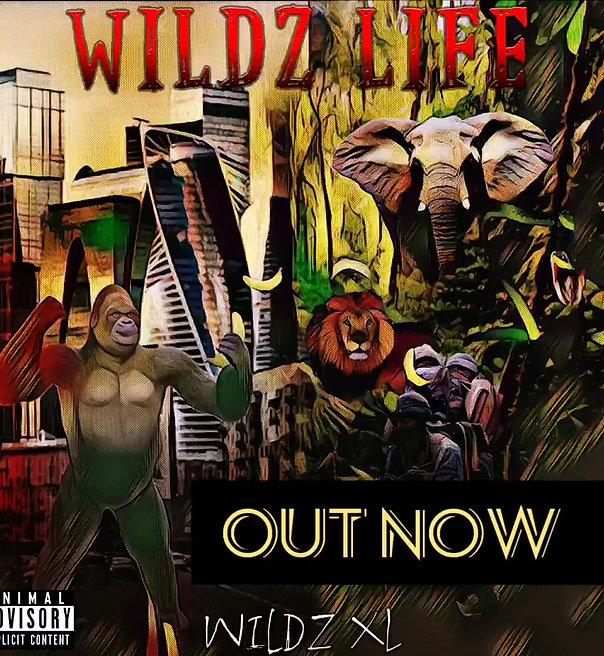 "WILDZ XL's ""WILDZ LIFE"" Music Album"