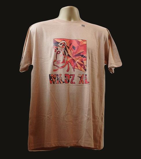 WILDZ XL Tiger T-shirt Beige