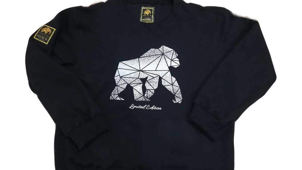 WILDZ XL Limted Edition Gorilla sweatshirt