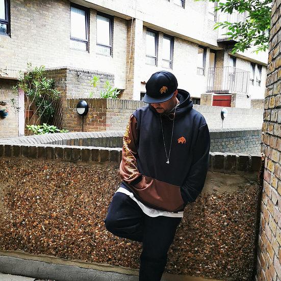 WILDZ XL Rottweiler Style Hoodie