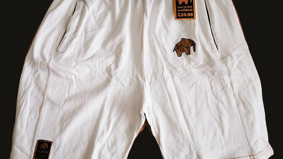 WILDZ XL Elephant Logo Basketball shorts full cotton
