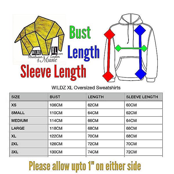 WILDZ XL Sweatshirt size chart.jpg