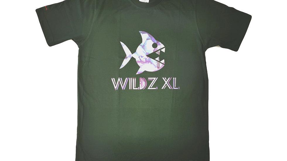 WILDZ XL's 1st Edition Piranha T-shirt