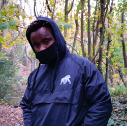 WILDZ XL Black windbreaker with mask Joseph.jpg