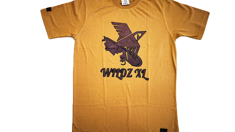 WILDZ XL's 1st Edition Skateboarding Eagle T-shirt