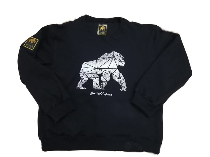 Gorilla Limited Edition Sweatshirt Black