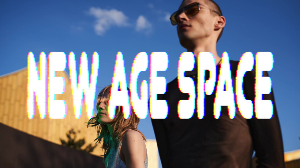 NEW AGE SPACE