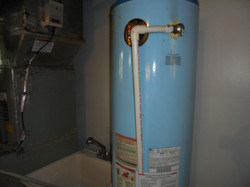 Water Heater inspection - Pelham