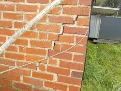 Major crack - Montevallo home
