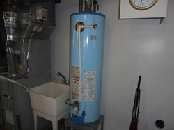 Pelham Water Heater Inspection