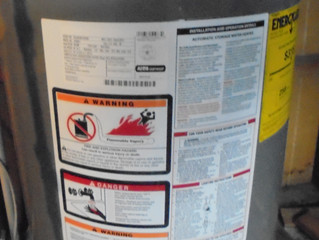 How old is my Furnace, AC or Hot Water Heater?
