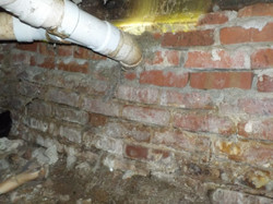 Montevallo crawlspace inspection