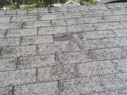 Hoover Roof Inspection