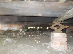 Montevallo crawlspace