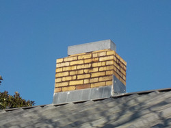 Chimney capped