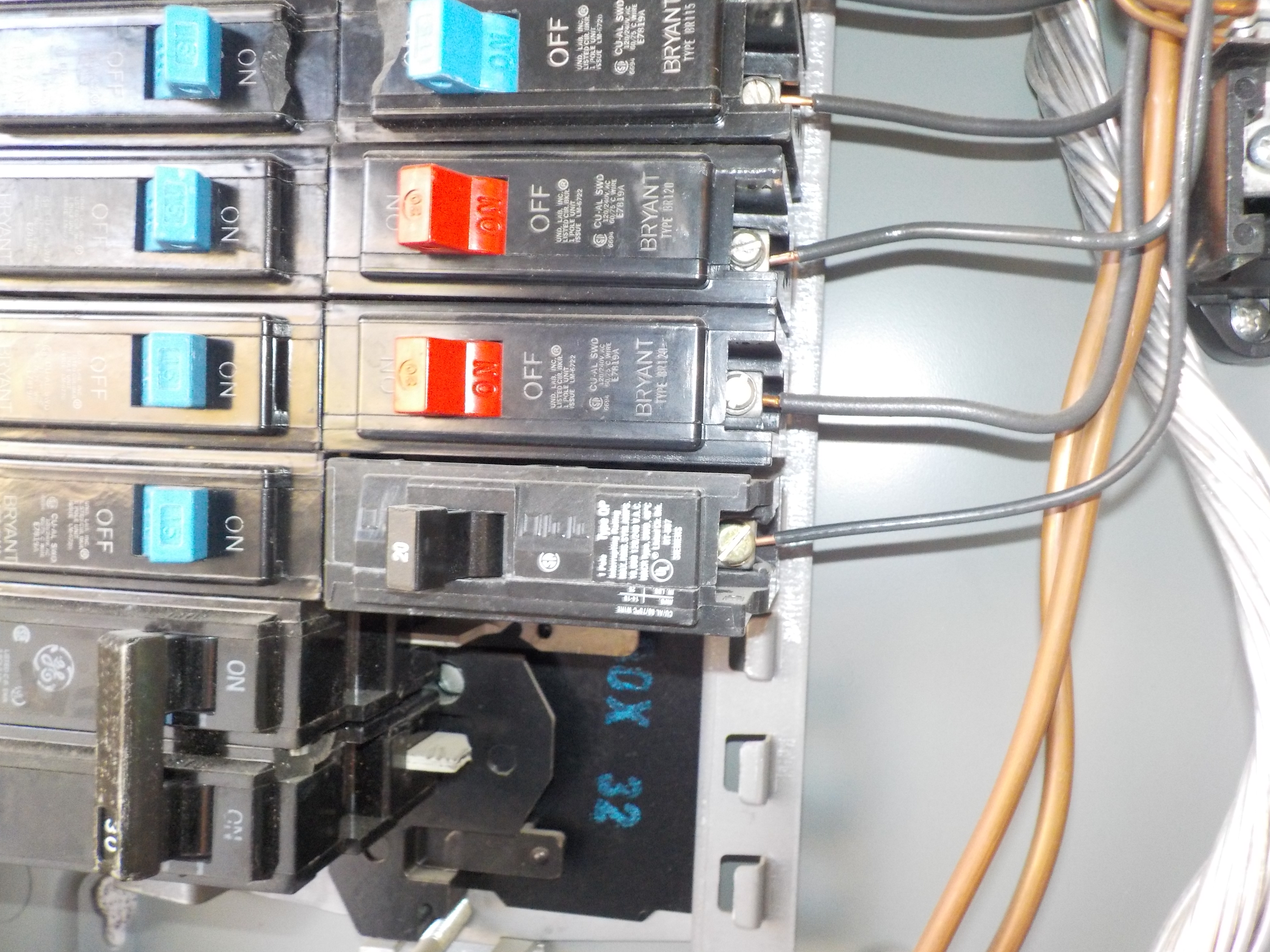 Alabaster electrical inspection