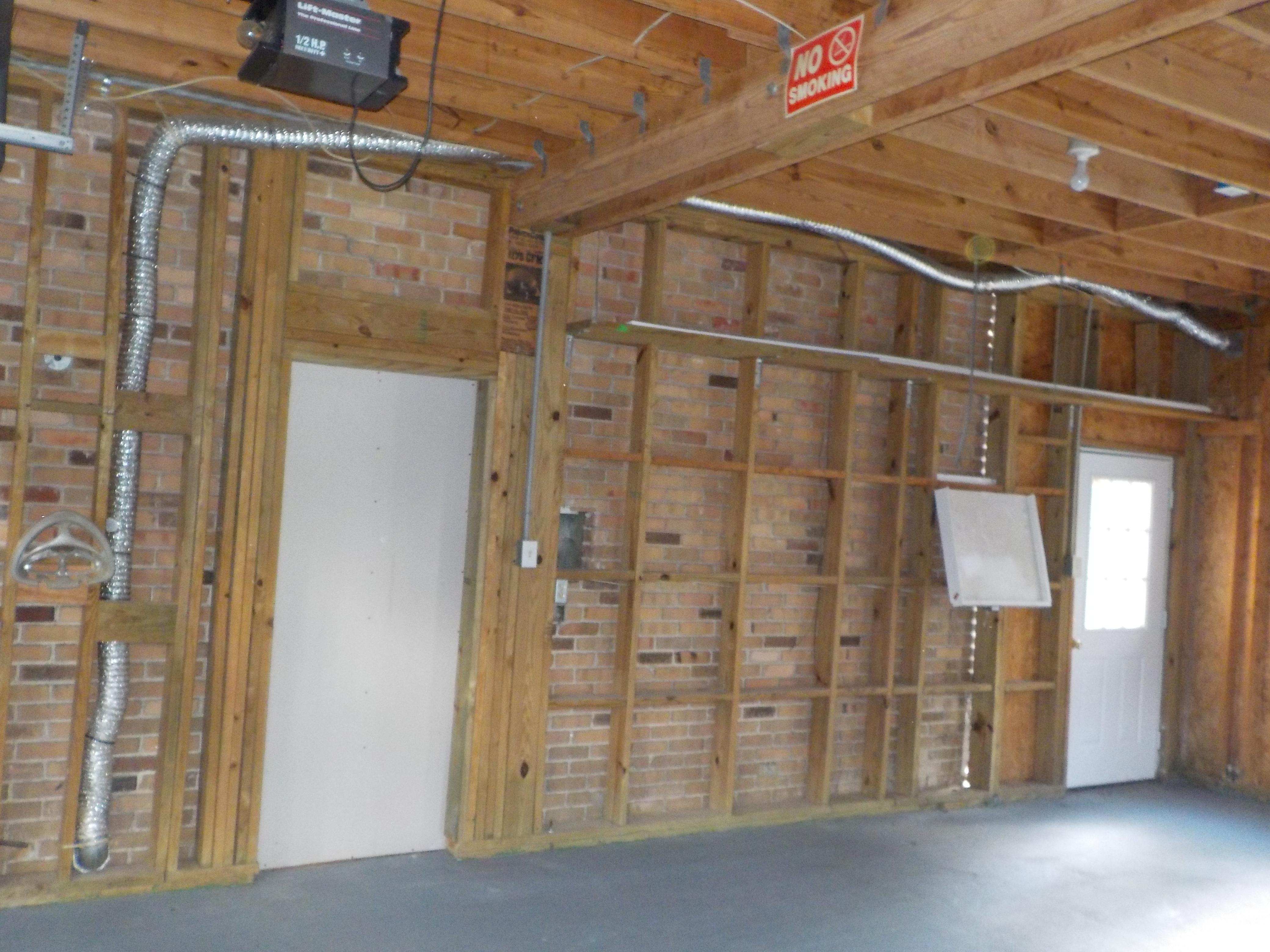 Hoover Garage Inspection