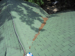 Roof Inspection Near Montevallo