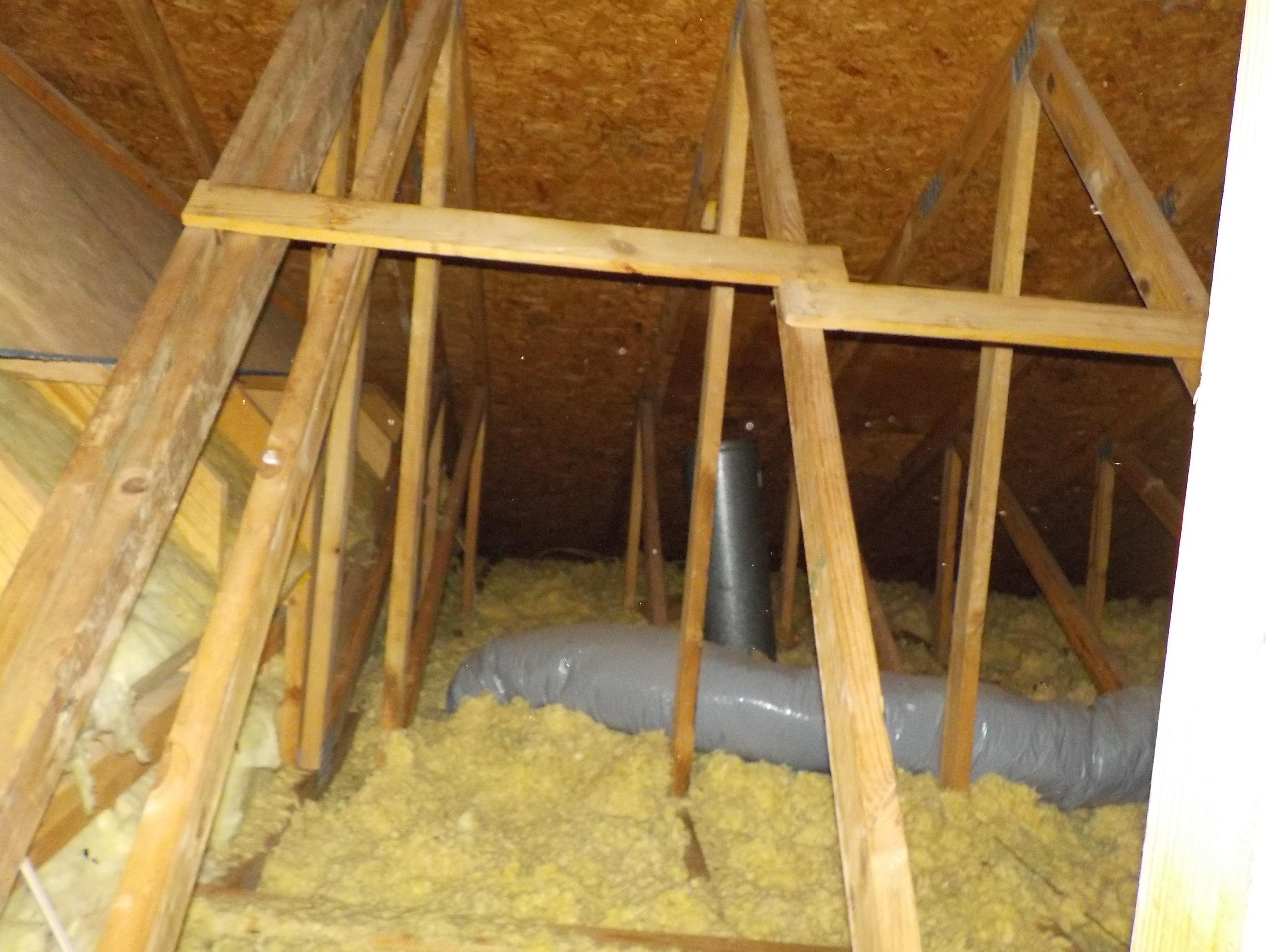 Birmingham attic