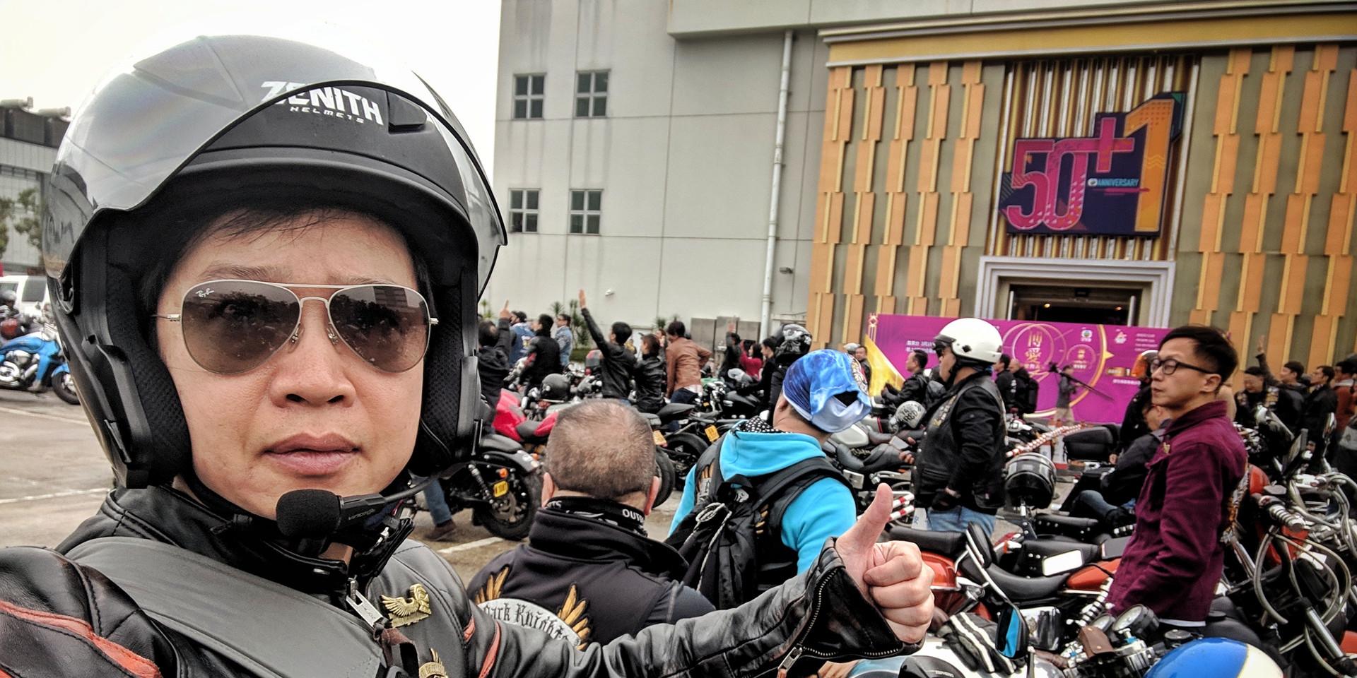 Pok Oi Charity Ride 2019