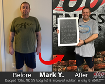 successful weight loss at siscoe gym