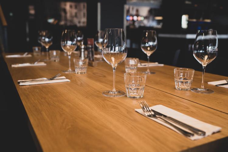 Photo ambiance restaurant